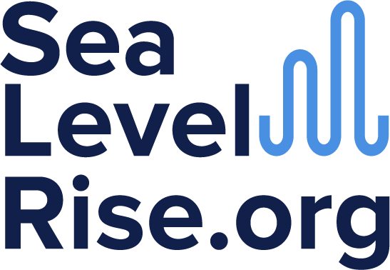 sea level rise logo