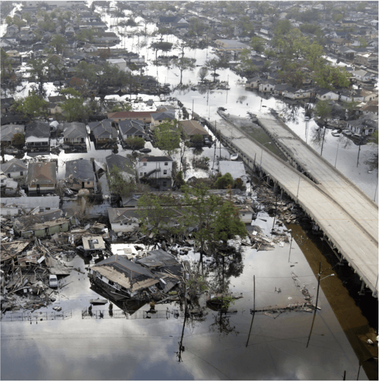 hurricane katrina louisiana image
