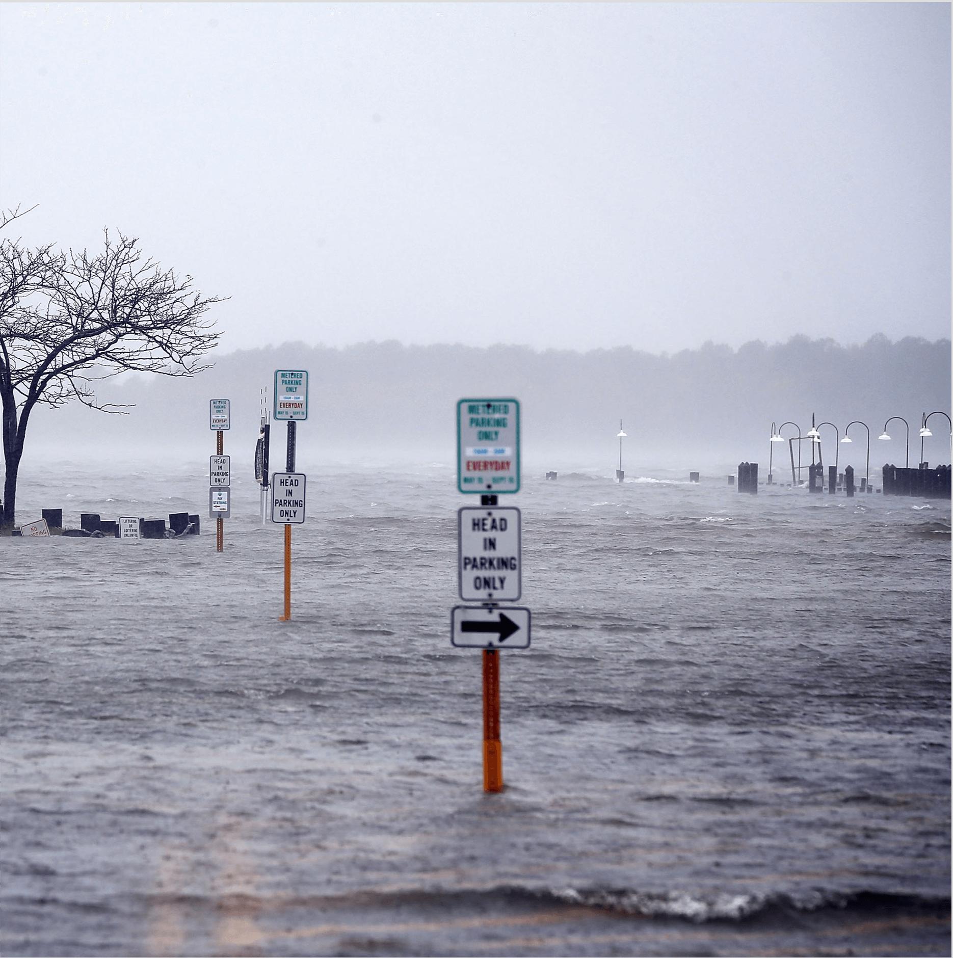 delaware flooding image